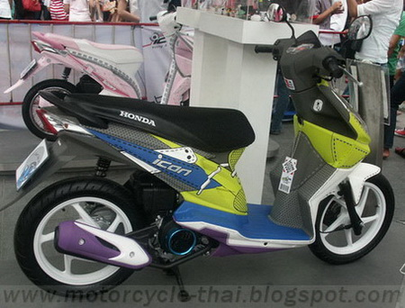 Honda BEAT modificatin
