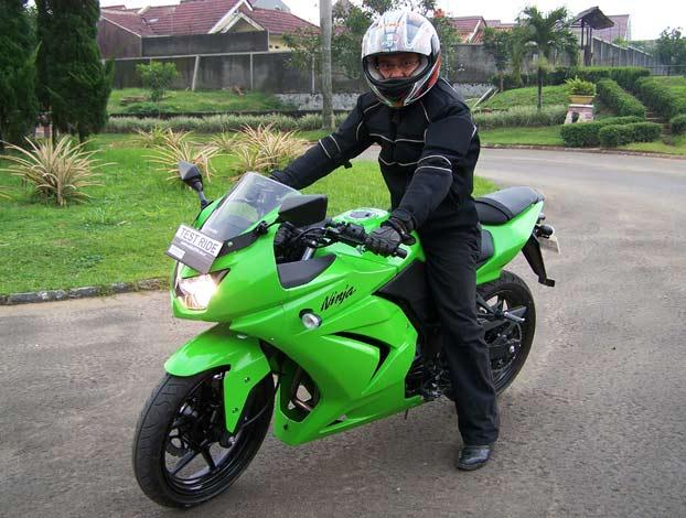 Photo of Motor Ninja Bekas title=