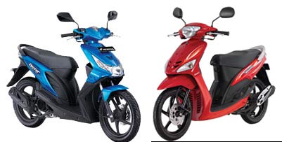 mio modif modifikasi mio yamaha mio, mio bore up sporty drag race drag mio gps