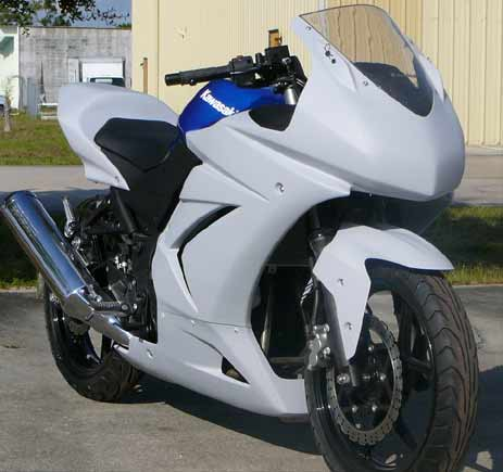 Fairing Balap Ninja 250r Juni 30 2008 Posted By Taufik In Ninja 250r