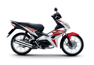 Honda says . . . Bye-bye 100 cc engine November 28, 2008