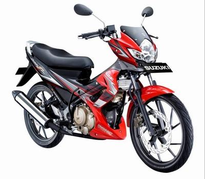 Best Motorcycles | Honda Motorcycles | Motorcycle: Suzuki Satria ...