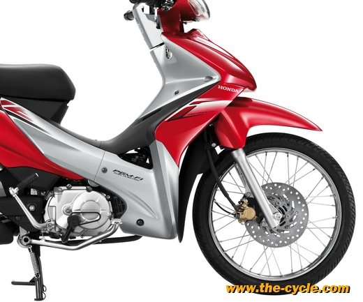 Modifikasi Motor Revo 110