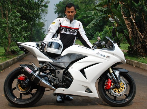 Picture of Modifikasi Motor Ninja 250