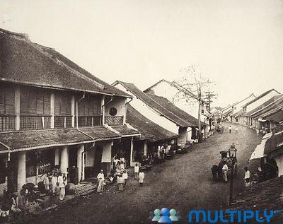 kampung-cina-surken