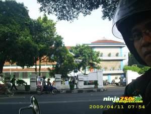 SMA 1 Bogor . . . narsis sekolahan euuy :D