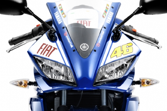 2009 YZF R125 MotoGP Race Replica Version