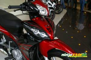 New 2010 Jupiter Z 115 Sporty