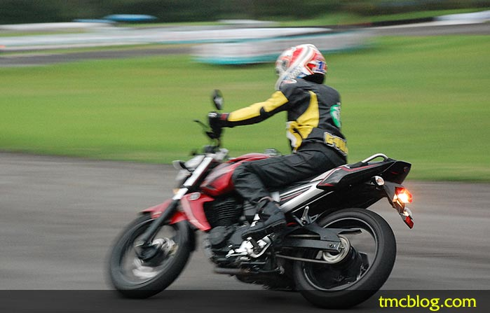 ide modifikasi byson road race