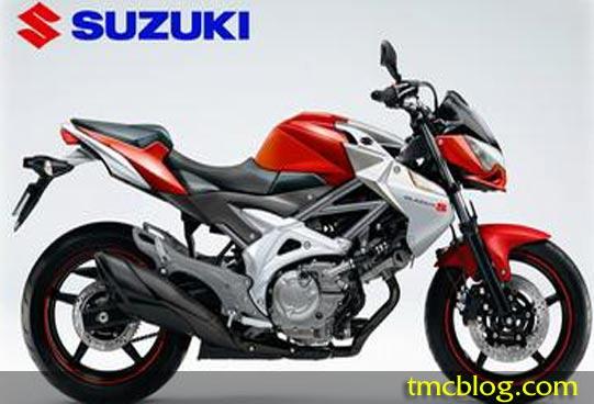 Sketsa new suzuki 150