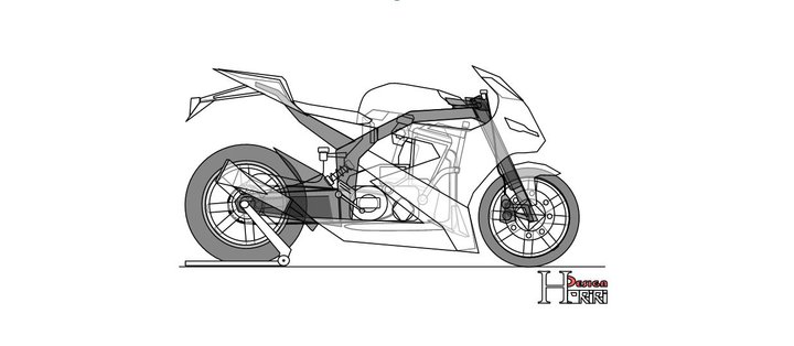 Konsep Motor Sport 250cc Desain Bro Hariri Tmc Motonews