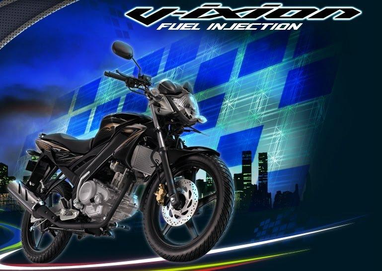 Yamaha New Vixion Drag