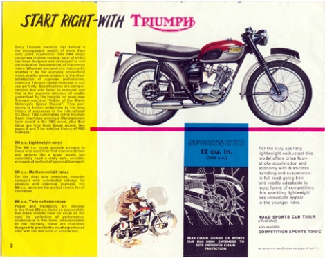tmcblog – motorcycle news » Asiiiikk TRIUMPH berencana akan Buat