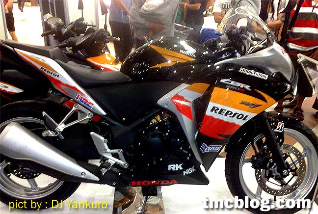 Cbr Repsol Edition Bisa Menaikan Intangible Value March title=