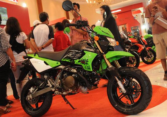 Ksr 110 Kawasaki