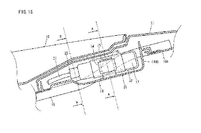 Desain Rangka Trail Bebek Desain desain Motor dengan GPS Built-In Mei
