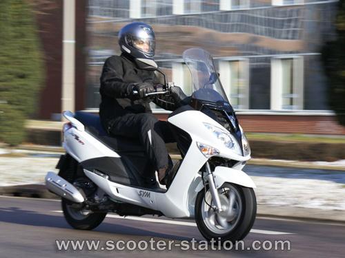 Sym Joyride 200 Evo Dan GTS 250i Evo Rilis Bulan Depan