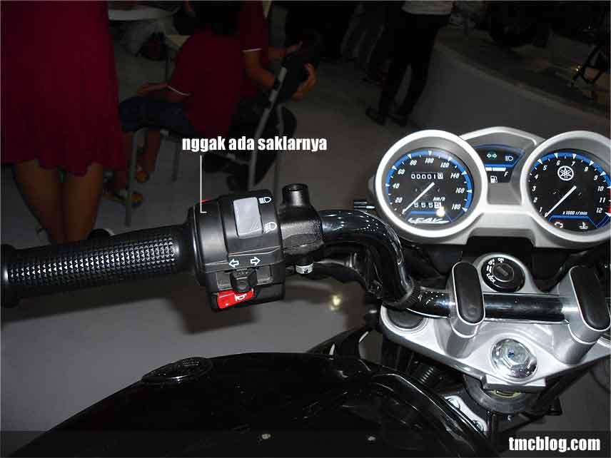 Cuex New Yamaha V Ixion 2011 Sudah AHO