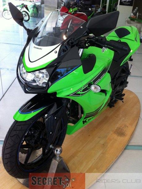 Picture Kawasaki Ninja 250 Terbaru