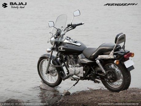 Foto Motor Bajaj Avenger 220