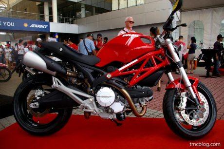 New Ducati Monster 795 Price