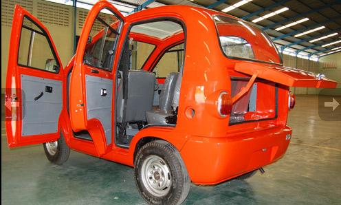 Mobil Harga Terjangkau Khusus Pedesaan Siap Launching januari 2012 ...