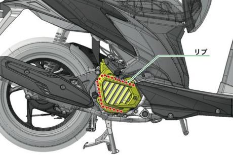 Seperti inikah tampang Honda NC12 Vario 125 cc series ? Januari 10
