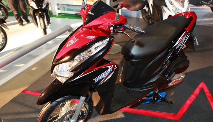 Seperti inikah tampang Honda NC12 Vario 125 cc series ? | TMCBlog