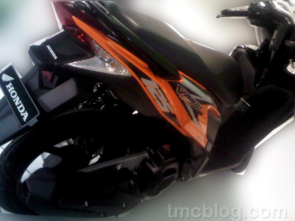 Bocoran Penampakan Honda Vario 125 PGM Fi | TMCBlog - Motorcycle News