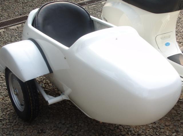 tmcblog.com » Kayak Apa Piaggio Vespa LX Jika dikasih Sespan