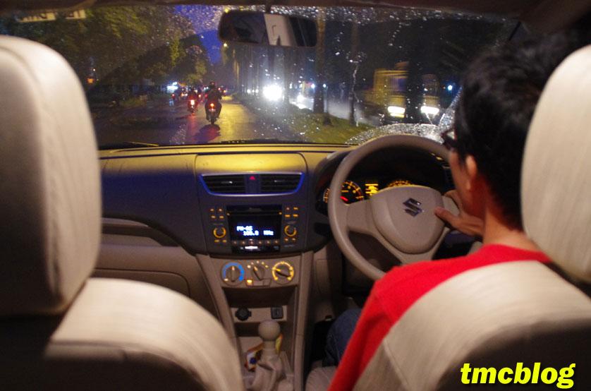 First Driving Impression . . . Suzuki Ertiga Mei 6, 2012
