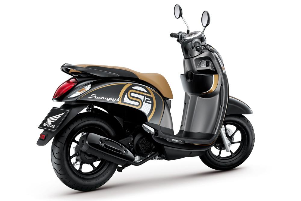 Honda Scoopy Injeksi Bukan Buat 2012 ? Agustus 23, 2012