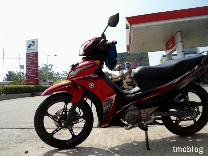 Jupiter z1 69 88 km liter premium tmcblog motorcycle news