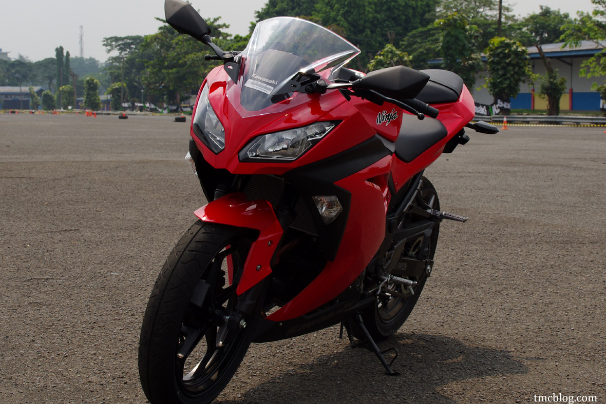 100 Gambar Motor Ninja 4 Tak Warna Biru Terkeren Obeng Motor