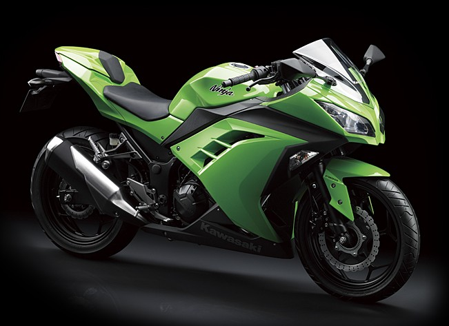 Welcome all new 2013 Kawasaki Ninja 250R FI | tmcblog.com