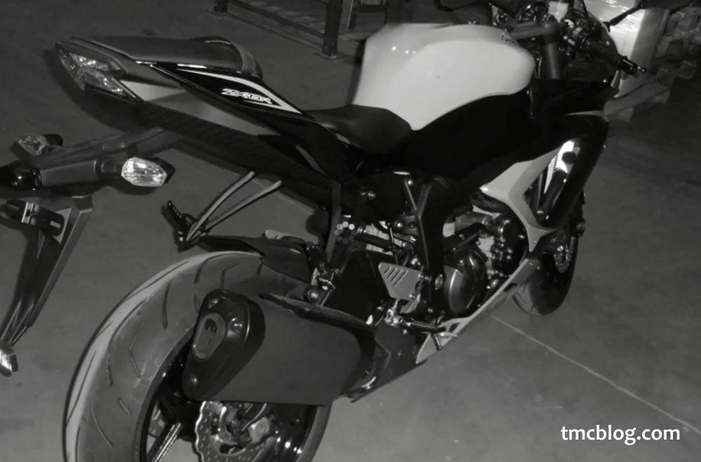 Close Up New 2013 Kawasaki Zx6r 636 Cc Tmc Motonews