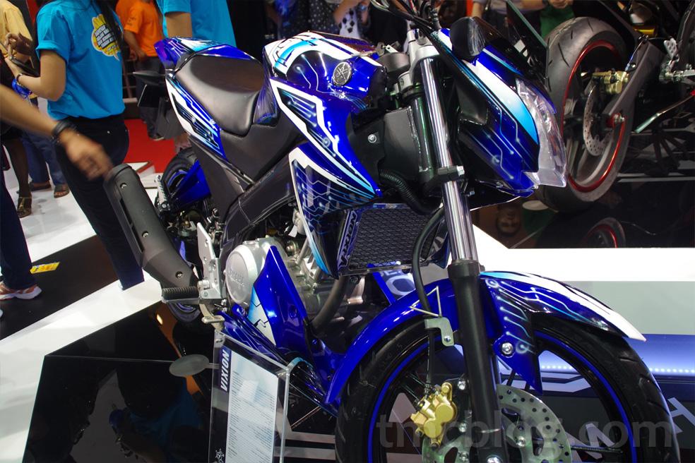 Asesoris Resmi Yamaha New Vixion sudah tersedia | TMCBlog - Motorcycle