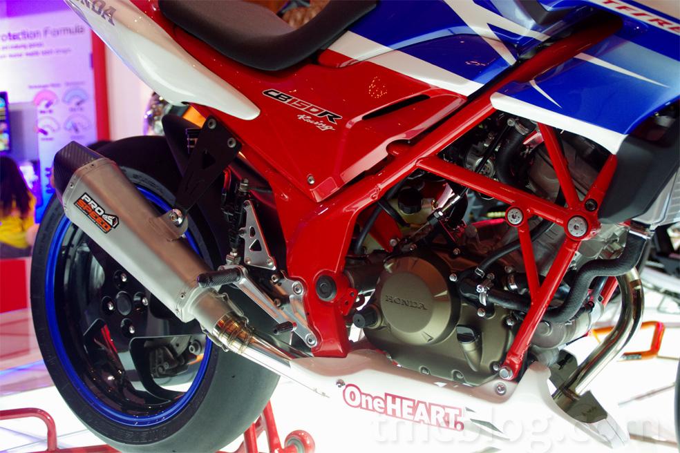 Honda CB 150R Modifikasi