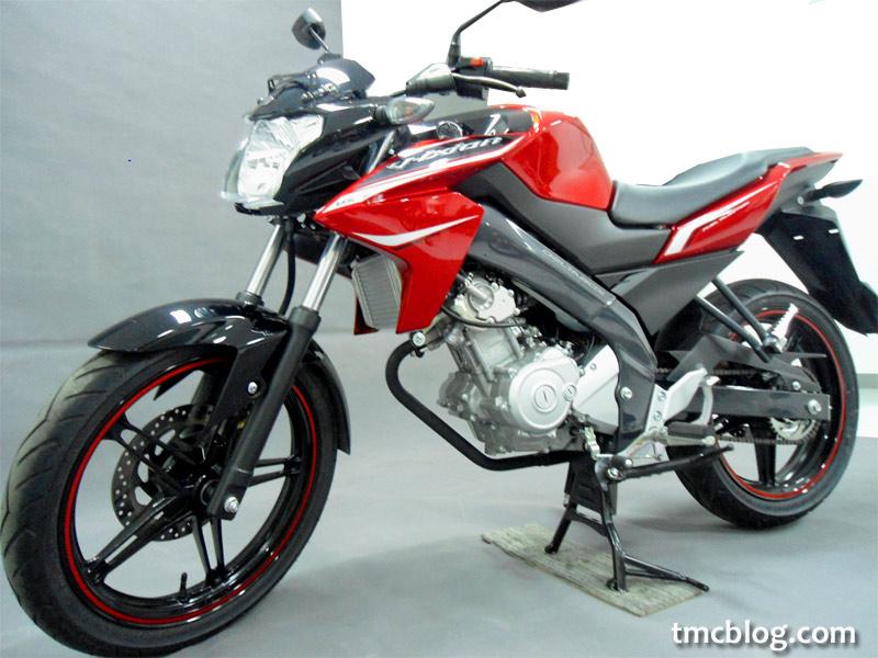 Honda Cb150r Streetfire Vs New Vixion on