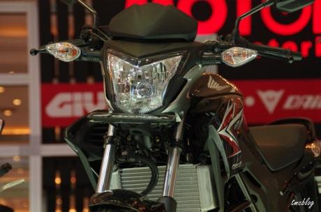Kata Yamaha Tentang CB 150 R : Kita tahu mesin Teralis itu tinggal comot dari CBR150 cb150r 11