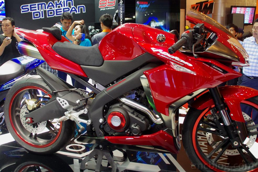 Modifikasi Yamaha New Vixion Lightning Full Fairing Oleh