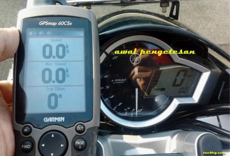 Konsumsi Bahan Bakar Yamaha New Vixion . . . 50 km/liter Premium