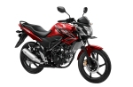 CB150R Furious Red