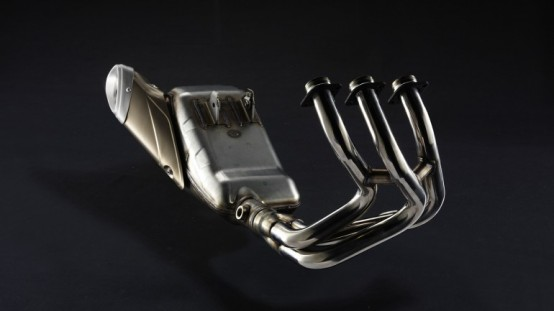 knalpot MT-09, Full System