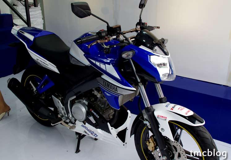Sssstt . . . rumornya Yamaha New Vixion akan Keluar Livery MotoGP di ...