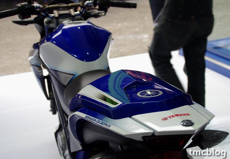 Yamaha New Vixion akan Keluar Livery MotoGP!