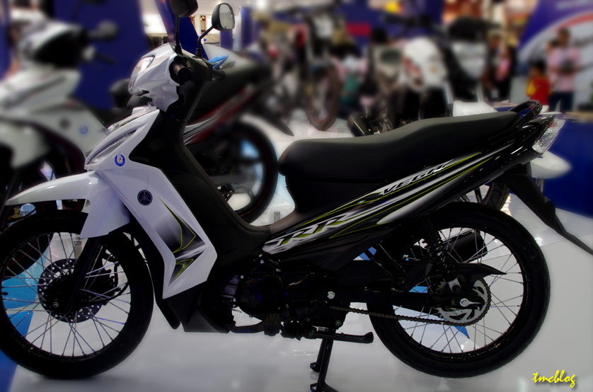 Dari Deket Yamaha Vega RR Memang Kece