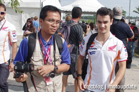 pedrosa MotoGP Sepang 2013 .. Pedrosa Juara