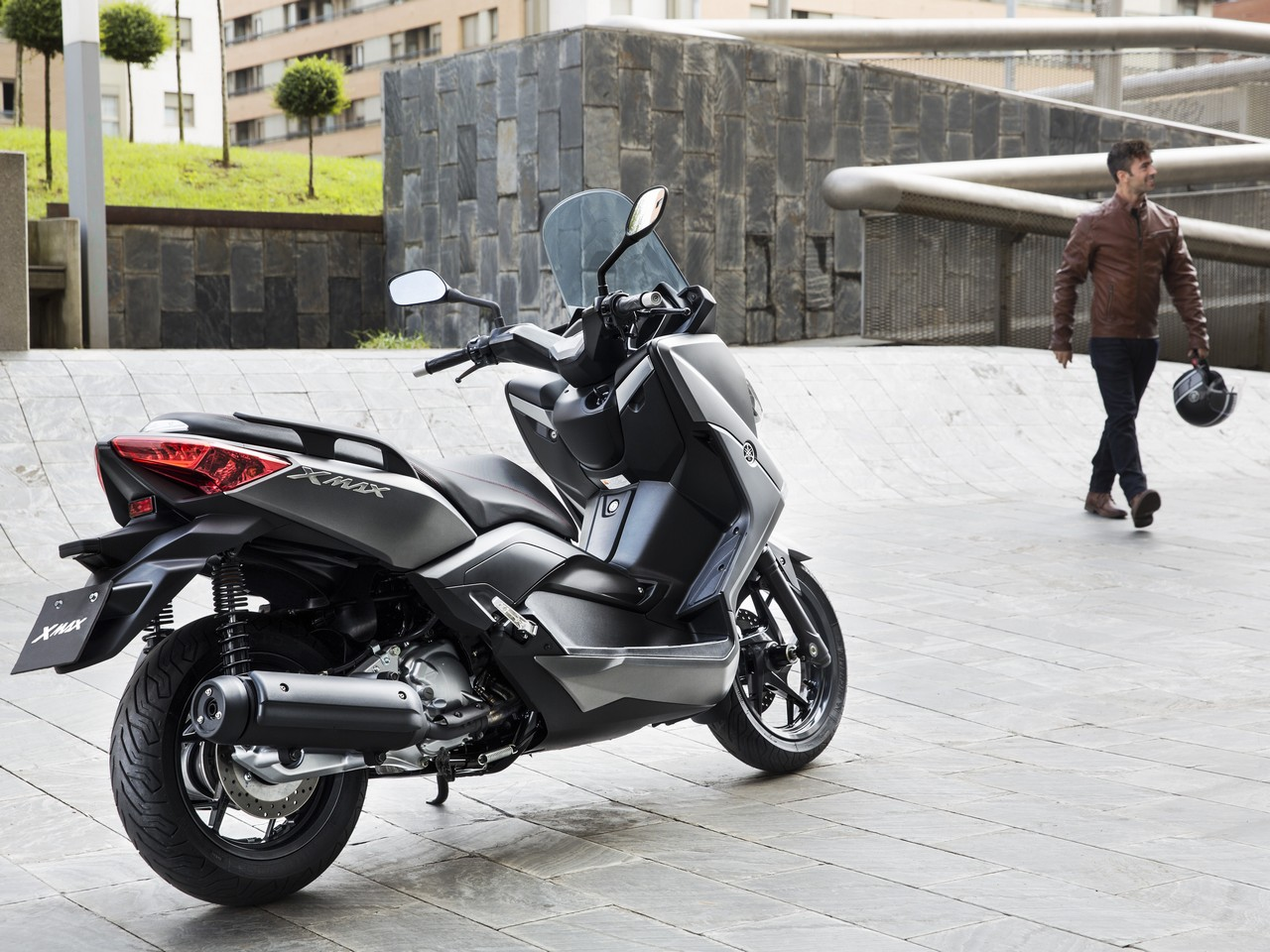 Yamaha Xmax 125. . . This Variant May Be Launched In