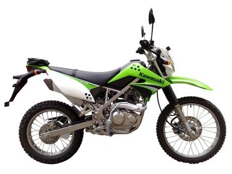 Kawasaki KLX-150 Green